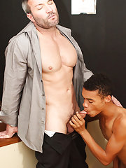 Bare twink spanking and straight mexican men fuck my ass at Teach Twinks