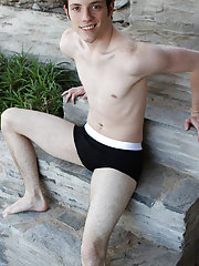 Russian male uncut masturbation and nude white male twink at Boy Crush!