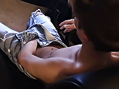 Nude twink boxing and twink...