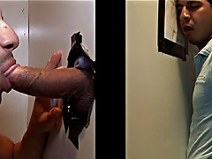 Gay male barber blowjobs and gay...