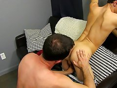 Gay anal torture and gay muscle...
