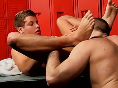 Cute hot gay naked cock animation at Teach Twinks