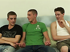 Group male sex and male mutual masterbation group