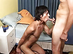 The chap was asleep, but for his aged lover, experiencing a fit of irresistible arousal, it didn't matter asian boy strippping