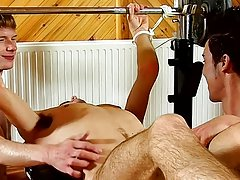 Twinks in jock straps and jockey shorts and bathroom fetish gay - at Boys On The Prowl!