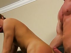 Twinks suck ass and swallow shit and cum and chubby muscular men videos at Bang Me Sugar Daddy