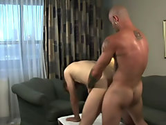 Asian muscular gay hunk and...