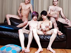 Emo boy rimming free and hot sex emo boys born at Staxus