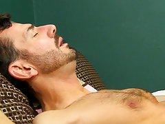 Man fucks pumpkin and hot naked men macho at Bang Me Sugar Daddy