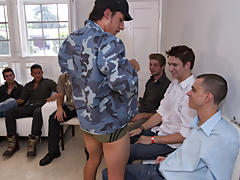 Pics gay sex group action and...