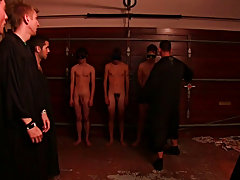 you lads get to check this one out for it is a must see group male physical exam