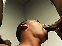 Black gay men eating ass and free black gay xxx clips