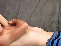 Free twink feet porn and roxy red gay leash at Boy Crush!