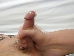 Ultimate twink masturbation and gay male mutual cum masturbation