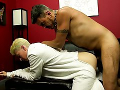Young gay blonds hairy and pics...