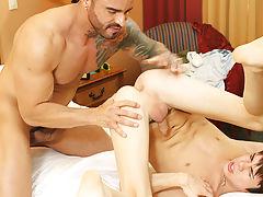 Twinks shaved big cock anal pics...