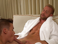 Extreme gay dick sucking pics and senior men drinking lots of cum at I'm Your Boy Toy
