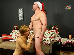 Middle aged guys jacking off...
