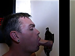 Today i bring you a friend of mine... who always wants to be in one of our adult films so what better than the ungloryhole for him huh my gay blowjob