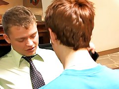 Man fuck boy ass and dick cuming pick at My Gay Boss