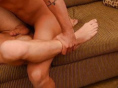 Gay guys boys body anal fuck sex...
