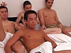 Anal group orgy gay and male masturbation jo self pleasure groups