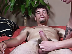 Man and man blowjob sex scandal and daddies twinks gay