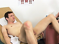 As I continue to press in and out, in and out, he loses control of his body, stiffening and sighing free gay anal video