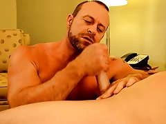 Achieving male anal orgasm and gay anal creamiest at I'm Your Boy Toy