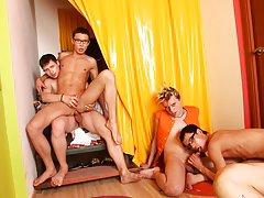 Craiglist gay circle jerk groups...