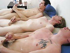 Male group masturbating and men cock pics groups