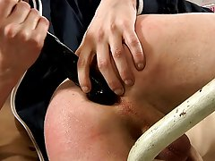 Gay male bondage massages and...