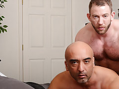 Muscle men sucking dick and male...