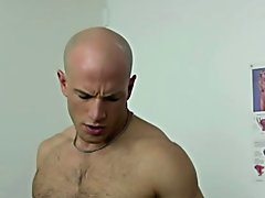 The hot tutor unloaded his hot cum all over my face, chest and pants