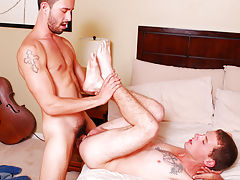 Naked twinks get a shot in the butt and emo boys anal sex movie