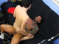 Guy fucking two dolls and gay bareback emo fucking movies at Bang Me Sugar Daddy