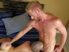 Gay twink boy self fisting and sex boy cute young at Bang Me Sugar Daddy