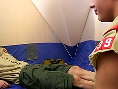 Teen boy sagging show dick and...