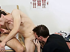 Divorced gay males group and hold him down ass fucking gay group sex