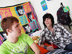 Cute emo twink boy tube and gay...