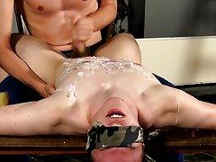 Sucking young uncut cock gay and...