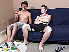 Hot nude young college boys and...