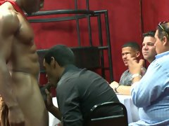 Hot gay group sex and mens w...