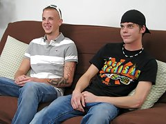 Gay college boys sex thumbs and...