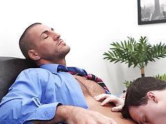 Hairy chest masculine gay porn and black gays twinks at My Gay Boss