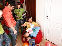 Gay group sex orgies and group...