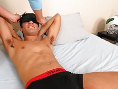 Gay male masturbation machines...