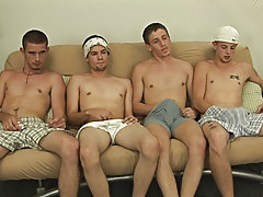 Gays in group sex and yahoo group guys jerking off