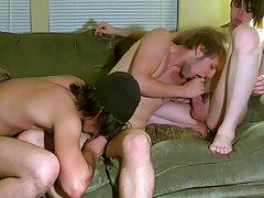 Straight boys casual sex gay...