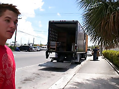 You'd be surprised the willingness of people to have a little fun on camera in Miami male sex acts outdoors
